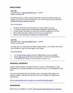 Jak Napisać Cv Po Angielsku Kurs Języka Angielskiego Onlinespeakingo