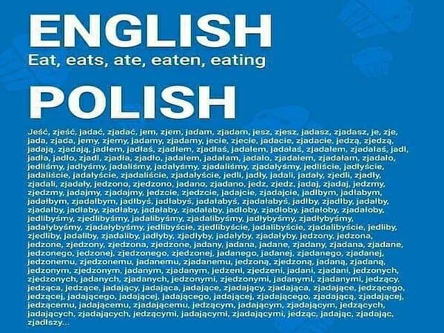 angielskie czasy zestawienie