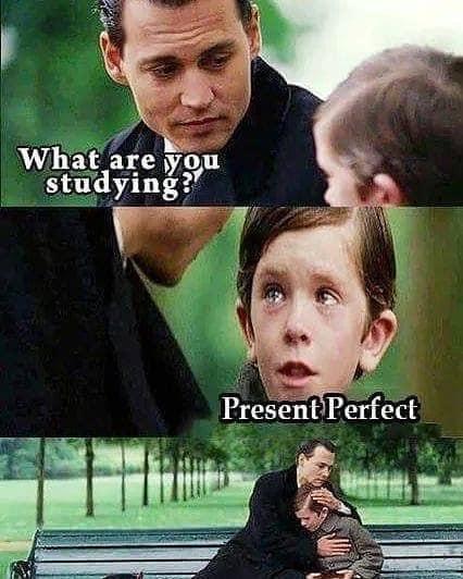 czasy angielskie zestawienie, present perfect