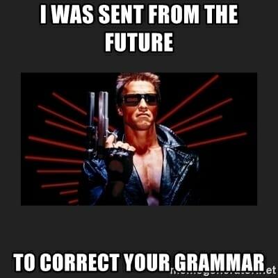 lado de la gramática del tiempo futuro del inglés pasivo
