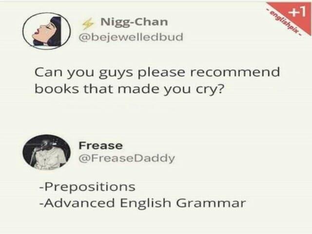 nie warto uczyc sie angielskiej gramatyki