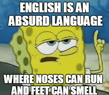 dlaczego angielski jest trudny