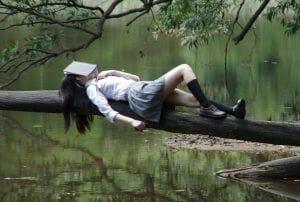 sen o nauce angielskiego przez sen
