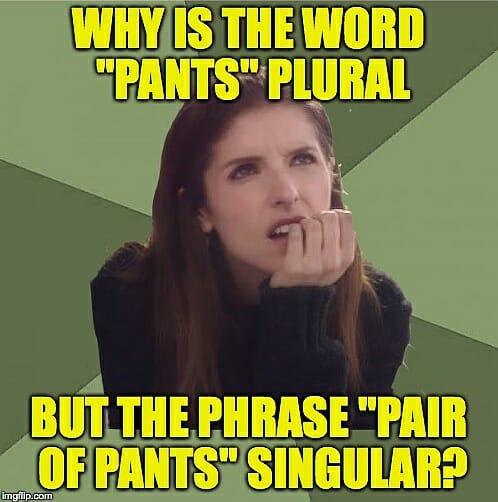 liczba mnogaliczba pojedyncza angielski singular plural form