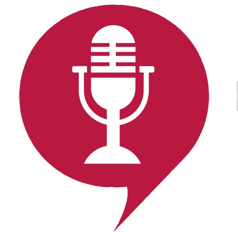 logo speakingo mikrofon microphone
