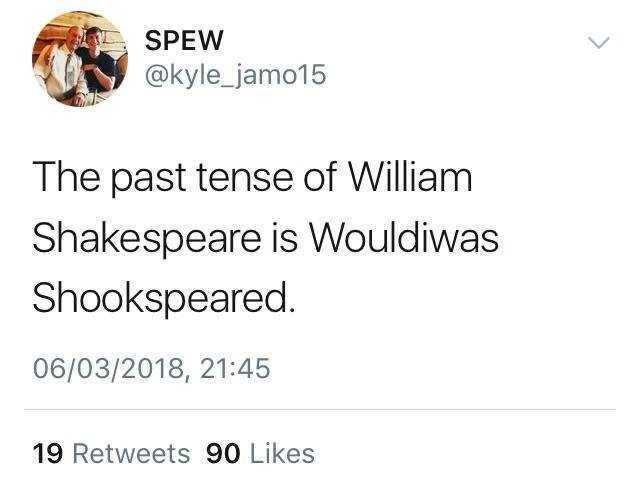 angielski czas przeszły past simple
