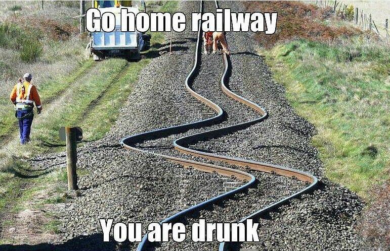 английский поезд иди домой пьяный