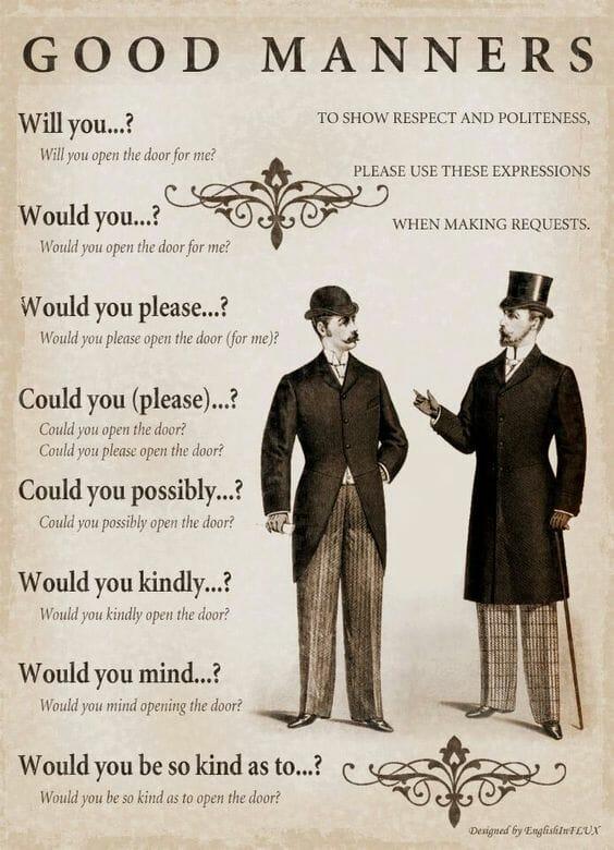 angielski dżentelmen
