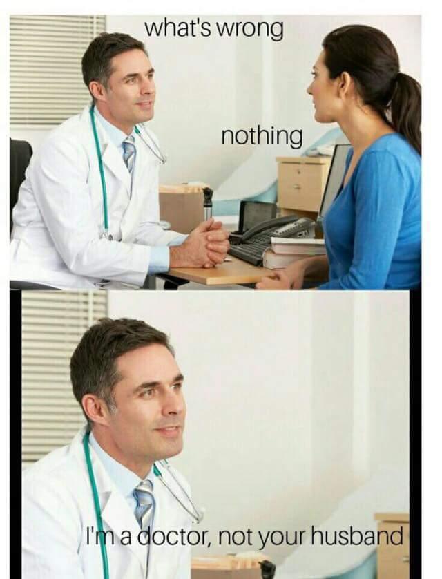 żarty, dowcipy, angielski pacjent, kawały po angielsku
