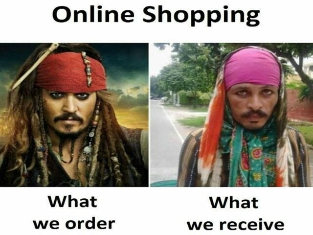 zalety i wady zakupów online