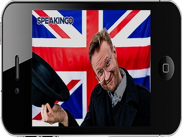 aplikacja speakingo na telefon do nauki języka angielskiego, dr grzegorz kusnierz, greg kay