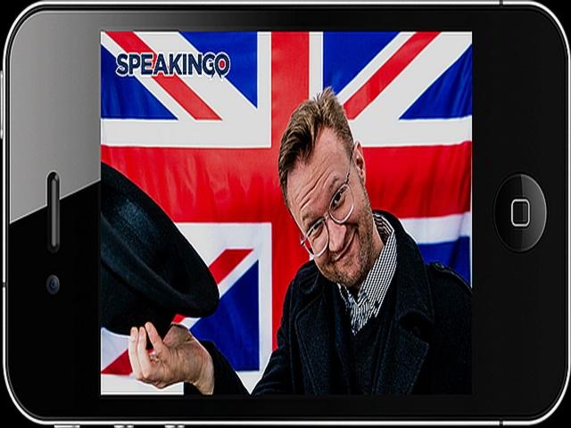 aplikacja na telefon do nauki języka angielskiego speakingo