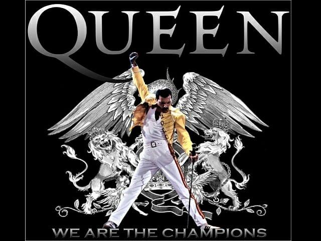 queen, we are the champions tłumaczenie piosenki po angielsku