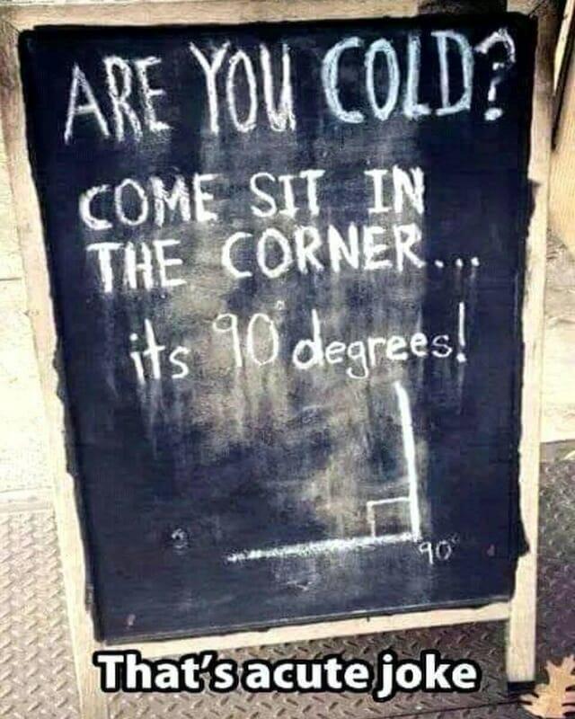 liczby kształty zimno 90 stopni