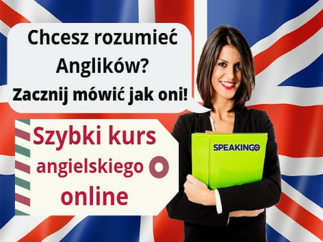 speakingo angielski