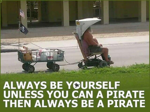czas przeszły past continuous pirat