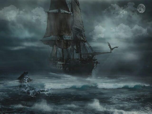 czas przeszły past continuous morskie opowieści
