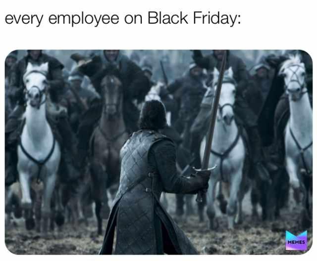 black friday, czarny piątek, gra o tron