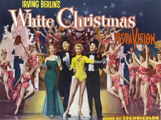 Patrz również: Legendarna piosenka White Christmas