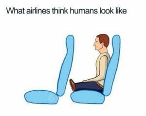angielski na lotnisku, samolocie, memy