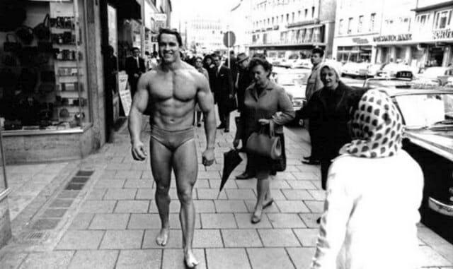 angielski na siłownie, arnold schwarzenegger
