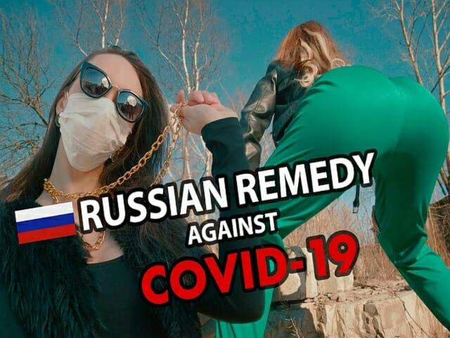 koronawirus w rosji, rosyjski rap, po angielsku