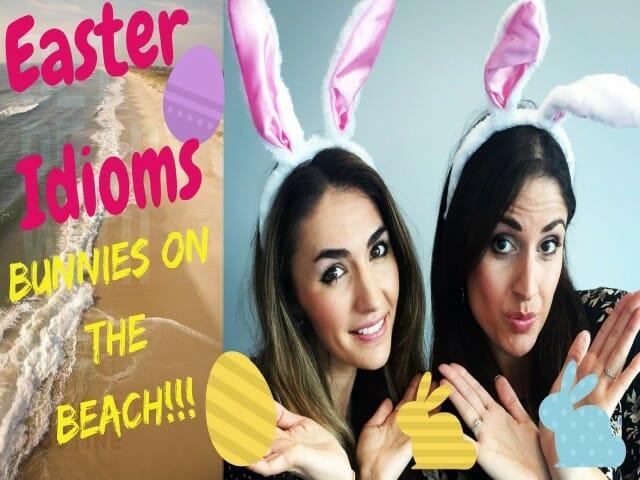Wielkanocne idiomy po angielsku