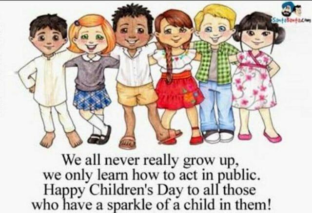 Promocja na Dzień Dziecka w Anglii(Children's Day) prezent