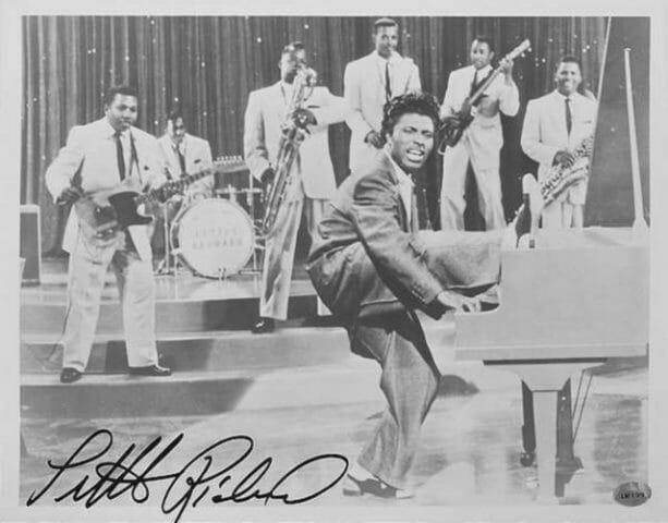 Little Richard w Tutti Frutti?
