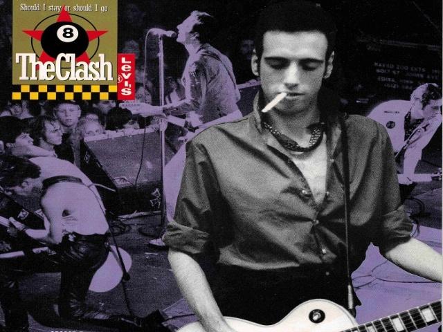 should i stay or should I go, The Clash, tekst angielski, polskie tłumaczenie