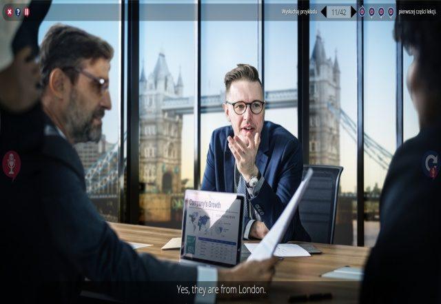 angielski dla firm i biznesu w londynie