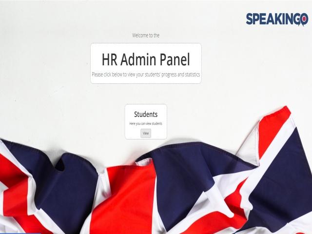 język Angielski dla firm, panel