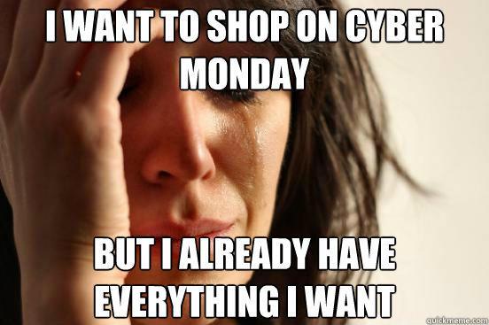 Cyber Monday poniedziałek, promocja, kurs języka angielskiego online, płacz