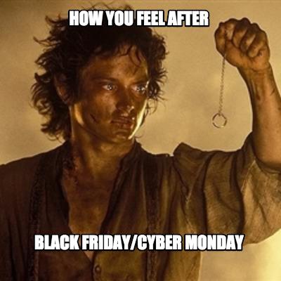 Cyber Monday poniedziałek, promocja, kurs języka angielskiego online, hobbit