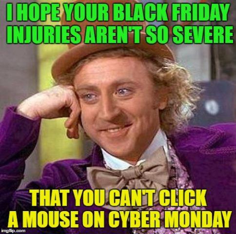 Cyber Monday poniedziałek, promocja, kurs języka angielskiego online, klikanie