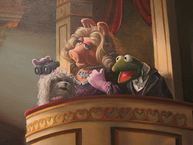 "Disney+ ostrzega przed ""obraźliwymi"" Muppetami, offensive content, The Muppet Show"