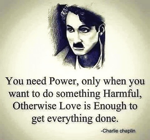 get have something done charlie chaplin