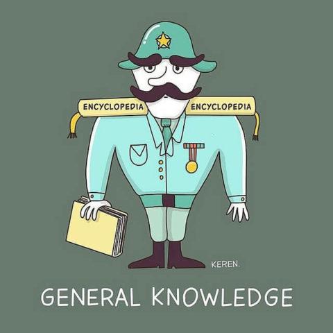 populární anglické idiomy v vtipných obrázcích, obecné, obecné znalosti, general knowledge