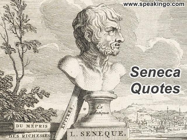 Seneca the younger Quotes, Cytaty Seneki Młodszego po angielsku