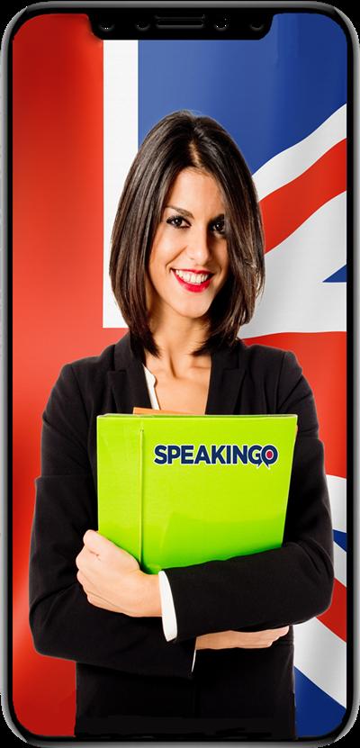 speakingo mobile app english