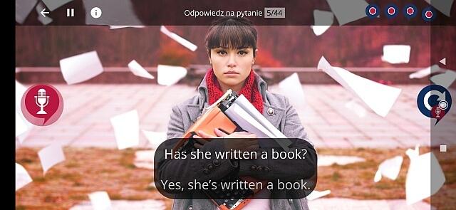 najlepsza aplikacja do nauki języka angielskiego, iphone, android, pisanie writing