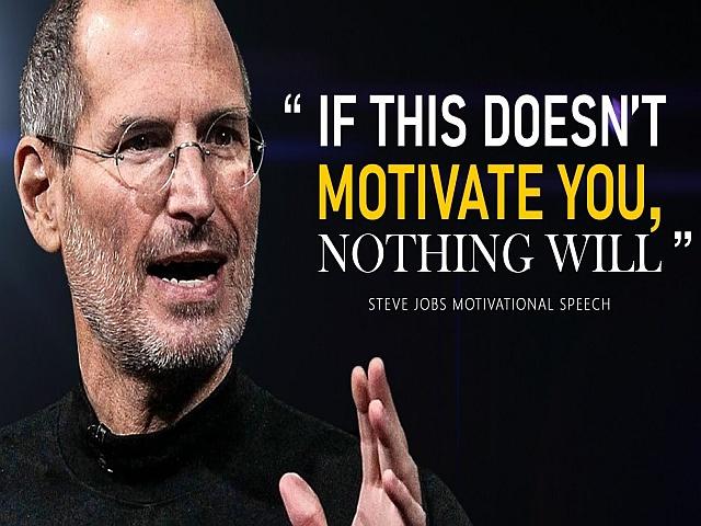 Przemówienie Steve'a Jobsa: Stay Hungry, Stay Foolish