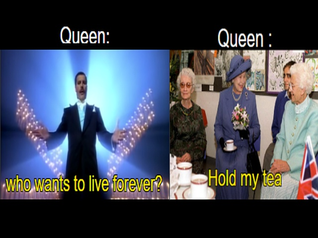 """Tekst Who wants to live forever"""", The Queen, Tenors, highlander"""